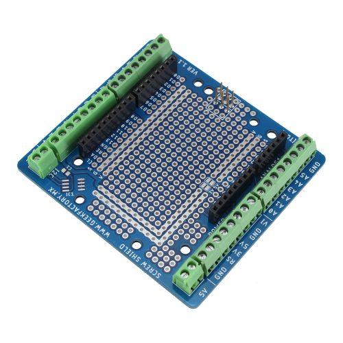 Shield de borneras para Arduino UNO