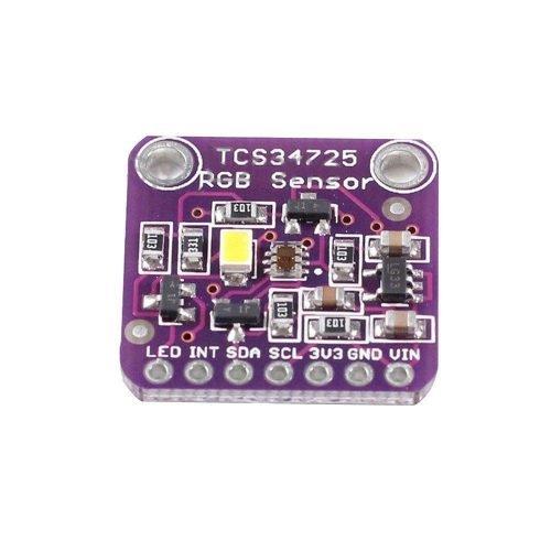 TCS34725 Sensor de reconocimiento de color