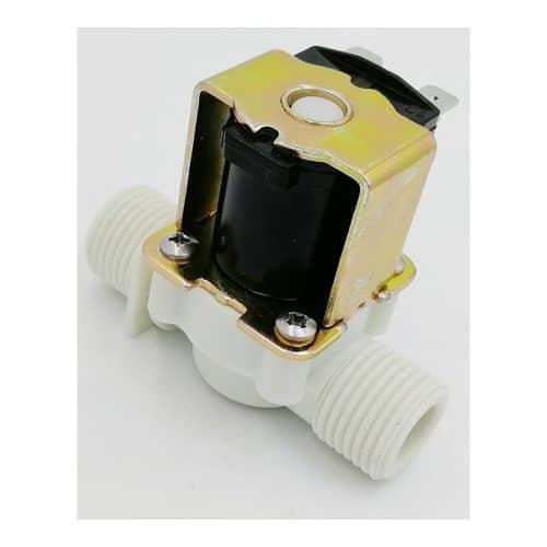 Válvula solenoide 1/2 pulgada electroválvula 12 volts